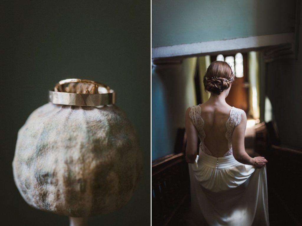 Préparatifs de la mariée - Laure de Sagazan