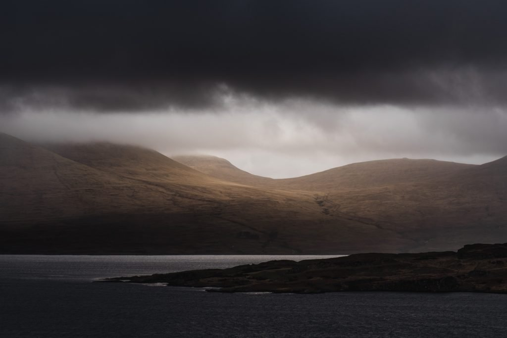 Crazy light and sky on Isle of Mull by GIRL & DUDE