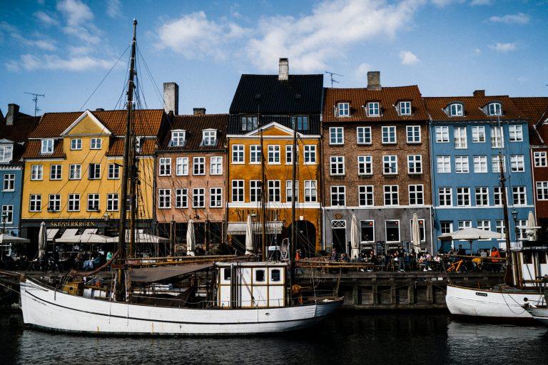 Nyhavn - Copenhague